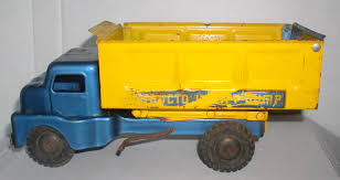 Structo Hi-Lift High Lift Dump Truck Lever Action Blue And Yellow ... 1950s Structo Hydraulic Toy Dump Truck Vintage Light 992 Lot 569 Toys No7 City Of Toyland Pressed Steel Utility Farm White Colored Hard Plastic Lamb Accessory Corvantics Corvair95 Vintage Structo Toys Pressed Steel Truck And Trailer Model Antique Toy Livestock Vintage Metal Toy Wrecker Truck Oilgas Red Good Hilift High Lift Lever Action Blue And Yellow 1967 Turbine 331 Auto Transporter Wcars Ramp Colctibles Signs Gas Oil Soda