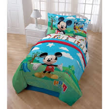mickey mouse clubhouse twin bedding decorate my house within
