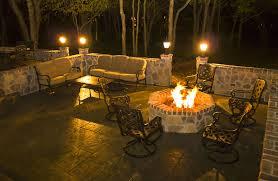 Patio Floor Lighting Ideas by Outside Patio Lighting Ideas U2013 Outdoor Design