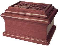 Wooden Urns Baker Post Funeral Home & Cremation Center