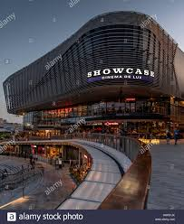 100 Architects Southampton West Quay Shopping Centre With Showcase Cinema Above