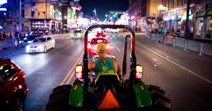 100 Nashville Truck Accident Attorney S Battle With Downtown John Deere Tractor Party Wagons