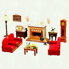 Amazon Sylvanian Mesmerizing Families Living Room Set Luxury Awesome
