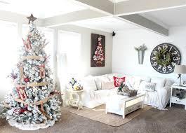 rustikale weihnachtsdeko selber machen inspiration für