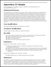 General Helper Resume Sample With Plumber For Apprenticeship Plumbing Apprentice Example