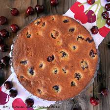 Kirschenmichel Kirschenplotzer A Traditional German Cherry Cake