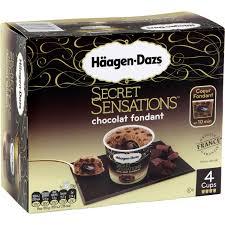 vanille chocolat häagen dazs comparez vos glaces patisseries