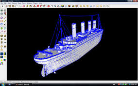 Titanic B Deck Plans by Titanic In Google Sketchup Encyclopedia Titanica Message Board