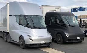 Tesla Semi Trucks Spotted Supercharging Near Sacramento On Their ... Sacramento Portable Storage Units Moving Containers Tesla Semi Trucks Spotted Supercharging Near On Their Eagle Towing In Ca Youtube American Truck Simulator Transporting Frozen Vegetables From Custom Accsories Reno Carson City Folsom Commercial Drivers Learning Center Ca Hail Snow Storm 02262018