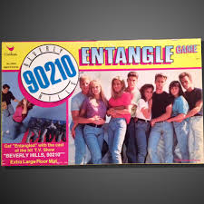 Beverly Hills 90210 Entangle Game