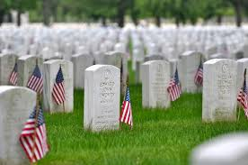 Memorial Day Graveside Decorations by Memorial Day Traditions Geneartistry