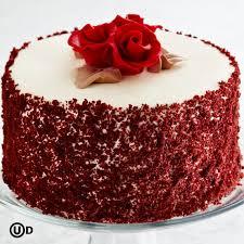 Chocolate Cake clipart red cake 9
