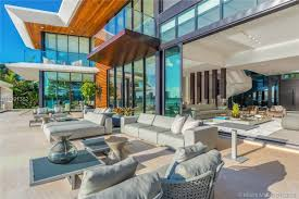 100 Modern Miami Homes Magnificent Mansion With Ocean Panorama