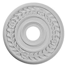 westinghouse 10 in smooth white finish ceiling medallion 7703700