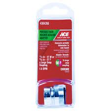 Kenmore Portable Dishwasher Faucet Adaptor Coupling by Ace Portable Dishwasher Aerator Adapter In Large 9da0010507