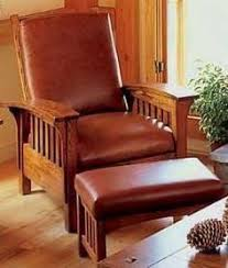Stickley Morris Chair Free Plans by The Bow Arm Morris Chair Is A Classic Woodworking Project With A
