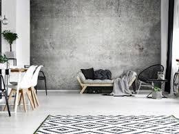 wand in betonoptik industrial feeling für zuhause otto