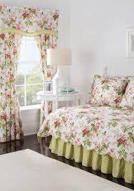 Carolina Panthers Bedroom Curtains by Waverly Emma U0027s Garden Daybed 5 Piece Set Belk