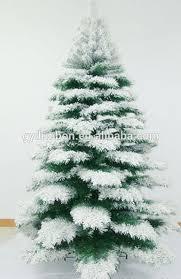 6ft Slim Black Christmas Tree by Slim Artificial Christmas Trees Snow Needle Pine Christmas Tree
