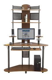 computer table beginnings computer desk sauder surprising tower