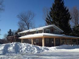 4 Bedroom Houses For Rent by Ski House With Attached 2 Story Tree House For The Kids 4 Bedroom