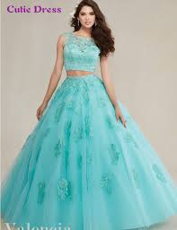 navy blue ball gown 2 piece quinceanera dresses vestidos de 15