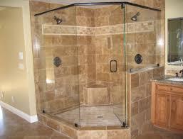 shower replacing shower floor tile centered shower floor
