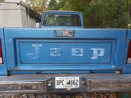1974 Jeep J20 Parting Or Whole Truck Near Atlanta Georgia - Full ...