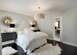 traditional bedroom ceiling lights ideas with elegant mirror