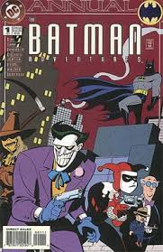 Batman Harley Quinn 1 Or NN Dated 1999 Is Also Not The 1st Appearance But A More Detailed Origin Of Prestige Format