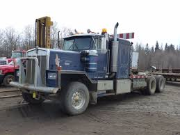 1986 KENWORTH LW900 TANDEM AXLE WINCH TRUCK