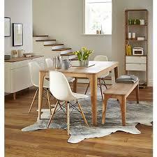 John Lewis Mira Dining Room Furniture Online At Johnlewis La Taula Es Una Mica Petita I No Pot Extendre