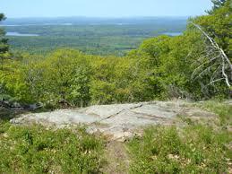 Turtleback Mountain NH Bald Knob NH New Hampshire Hike Trip