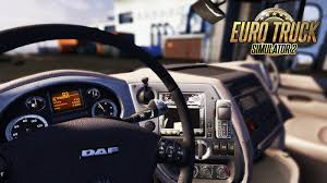 DAF Trucks For Euro Truck Simulator 2 | SCS Software Are Happy Their ...