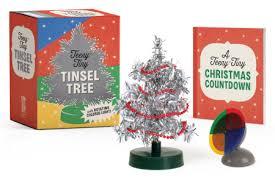 Teeny Tiny Tinsel Tree