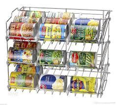 2018 36 Can Rack Holder Organizer Storage Kitchen Shelf Food
