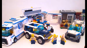 100 Lego Police Truck City Station New Swamp Cartoons About