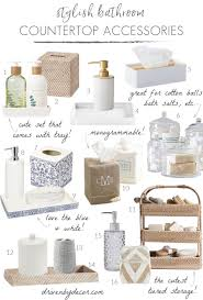 Bathroom Decorating Accessories And Ideas Stylish Bathroom Decor Ideas Driven By Decor Stylish