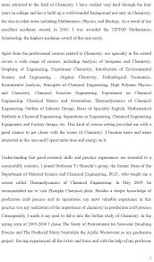 Statement Of Purpose Graduatechool Exampleample Essays Mba Examples