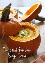 Toasting Pumpkin Seeds In The Oven by Roasted Pumpkin Sage Soup Skinnytaste
