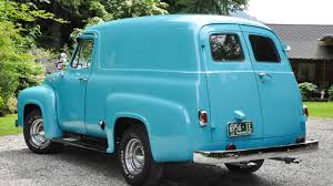 100 1955 Ford Panel Truck F311 Seattle 2014