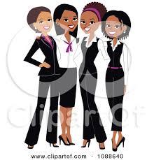 Black Dress Clipart Professional