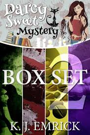 Darcy Sweet Mystery Box Set Two Books 7 To 10