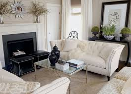 100 Modern Chic Living Room A Modern Chic Living Room With Silver Accents EthanAllen