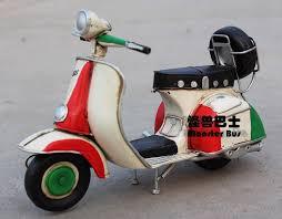 Vintage Vespa Scooter Models