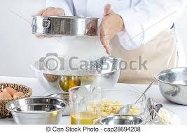 tamiser cuisine salle farine tamiser boulangerie confection cuisine