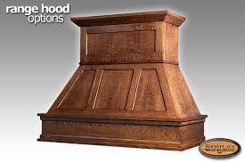 Cabinets Showplace Wood Range Hood Options