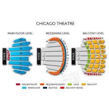 riviera theatre chicago seating