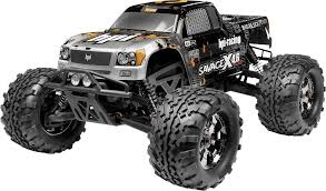 100 Monster Truck Nitro 2 HPI Racing Savage X 46 18 RC Model Car Truck 4WD RtR