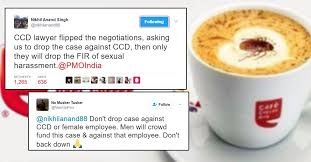 CCD Employee Files Sexual Harassment Case Against Customer BoycottCCD Is Trending